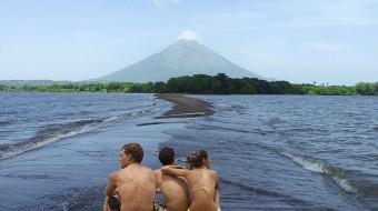 Viajes a Nicaragua. En Familia. Aventura en familia