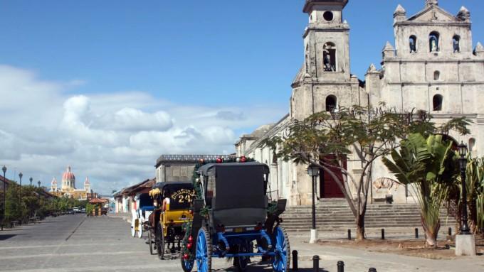 Viajes a Nicaragua familia