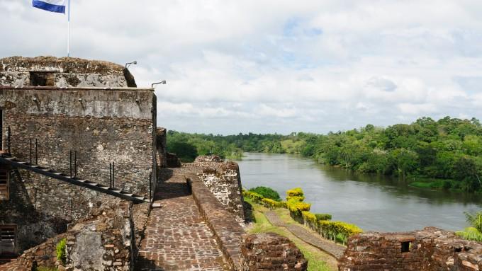 Viajes a Nicaragua - El castillo