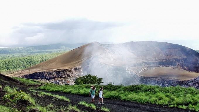 Viajes a Nicaragua -Volcan Masaya